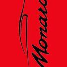 Monaro Red by ayn08gzu