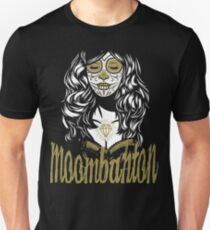 Day Of The Dead Moombahton Women T Slim Fit T-Shirt