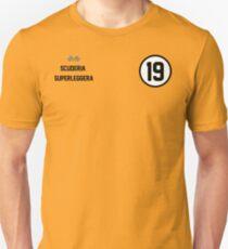 Racers Jersey - Black T-Shirt