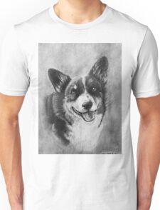 Dog Portrait Commission 2 Unisex T-Shirt