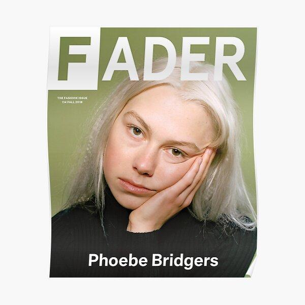 Regardez la tête de Bridgers Poster