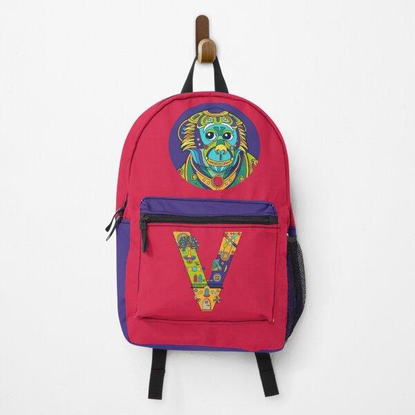 Vervet Monkey Backpack
