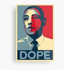 Obama Fring Metal Print