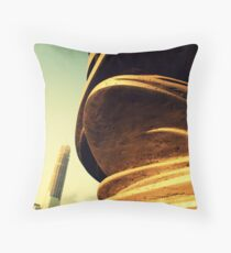 Sculptures Throw Pillow