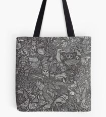 Animalia  Tote Bag