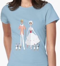Jolly Holiday Women's Fitted T-Shirt