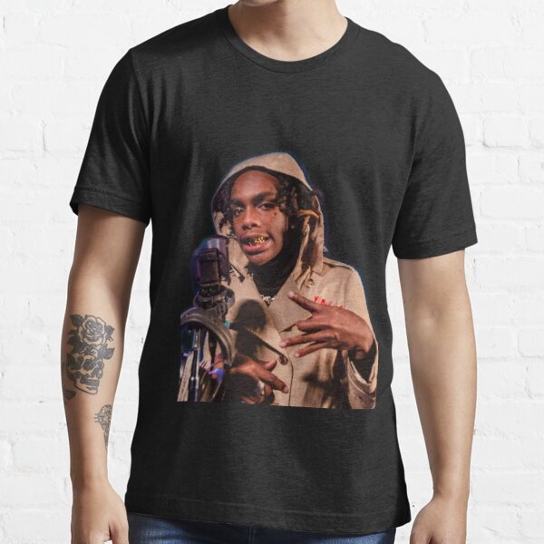 YNW Melly On the mic Essential T-Shirt
