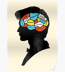 Doctor Phrenology Poster
