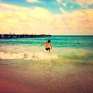 Ocean Blue by Jena Ferguson