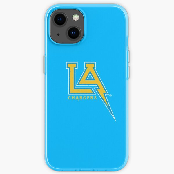 Los Angeles Chargers DamgoodGame Classic iPhone Soft Case