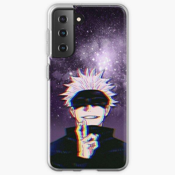 Gojo dans l'espace Coque souple Samsung Galaxy