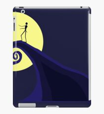 Tim Burton's Nightmare Before Christmas iPad Case/Skin