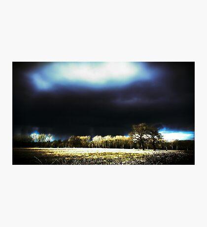 The Thunder Rolls Photographic Print