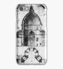 La Cupola Di Brunelleschi iPhone Case/Skin