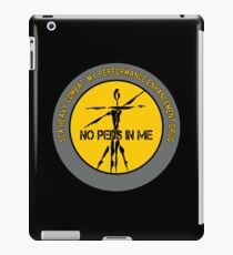 Sca Heavy Combat - My Performance Enhancement Drug iPad Case/Skin
