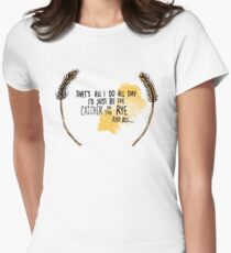 I'd Just be the Catcher in the Rye T-Shirt