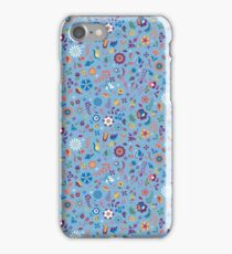 Retro Floral Phone Case iPhone Case/Skin