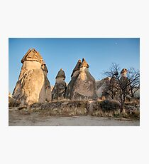 Fairy Chimneys, Cappadocia, Turkey Photographic Print