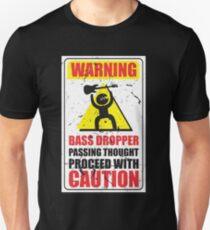 Camiseta ajustada Bass Dropper