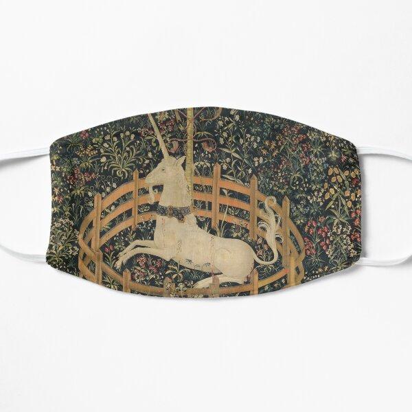Unicorn in Captivity Flat Mask