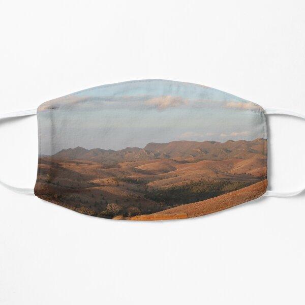 Flinders Ranges Views Flat Mask