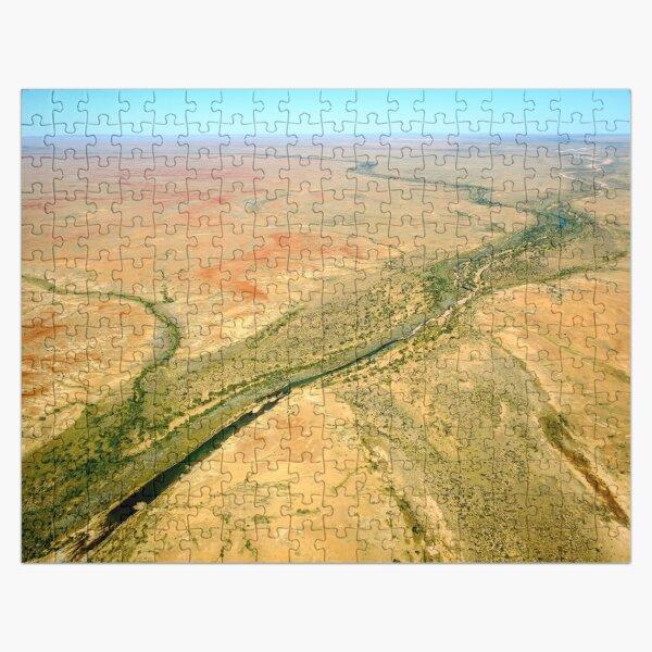 Outback Lifeline Jigsaw Puzzle