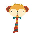 Business Monkey by volkandalyan