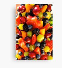 Fruit tree Canvas Print