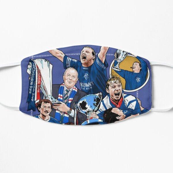 Glasgow Rangers Team Flat Mask