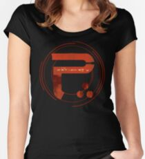 Periphery band Tour 002 Women's Fitted Scoop T-Shirt