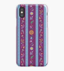 Purple Bavarian Stripe Phone Case iPhone Case