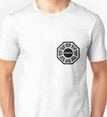 Dharma Initiative logo uniform T-Shirt