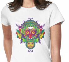 Majora Nouveau Womens Fitted T-Shirt