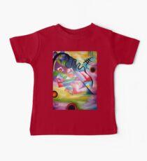 Kandinsky - oil painting Baby Tee