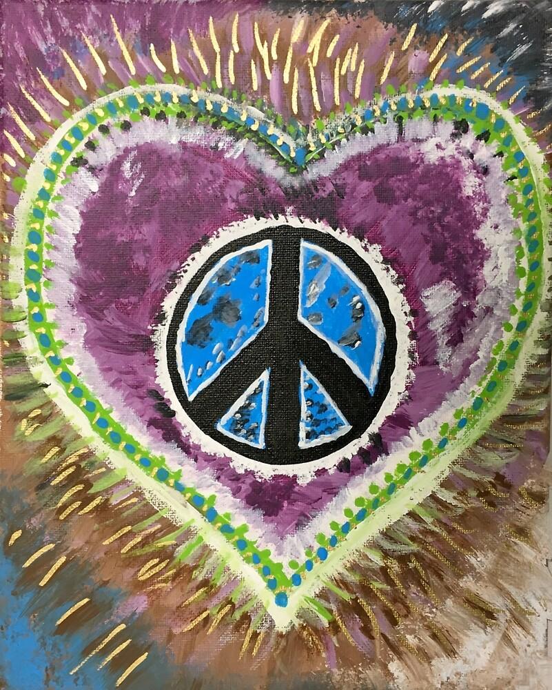 Peace Baby! by lhuska