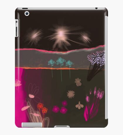 Garden of seven nights iPad Case/Skin