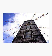 St. Anne's Church - Cork, Ireland Photographic Print