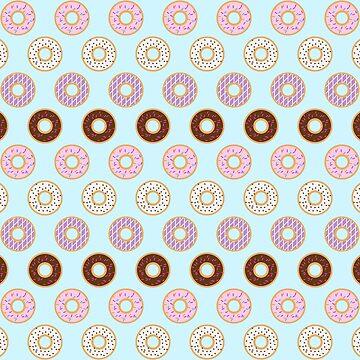 Doughnut Polka by karolisbutenas