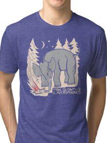 The Microphones - The Glow Pt. 2 Shirt Tri-blend T-Shirt