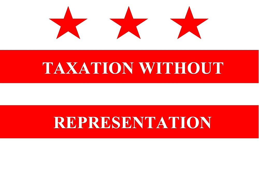 Taxation without Representation by sarabear123
