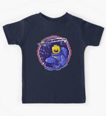 Portrait of a Space-Man Kinder T-Shirt