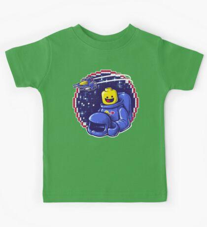 Portrait of a Space-Man Kids Clothes