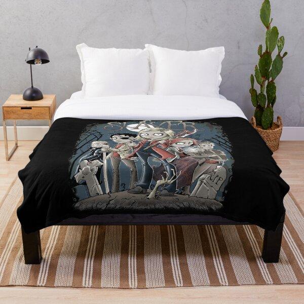 Slayer Throw Blanket