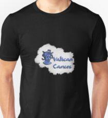 vatican cameos lighter blue Unisex T-Shirt