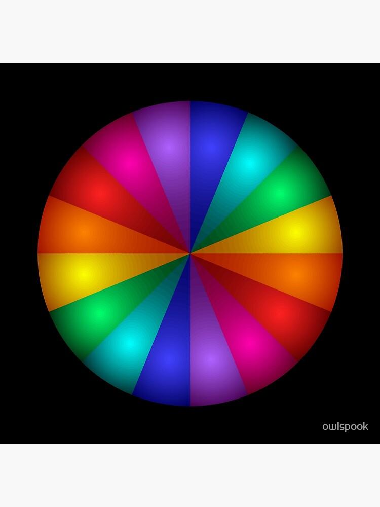 Color Me Rainbow by owlspook