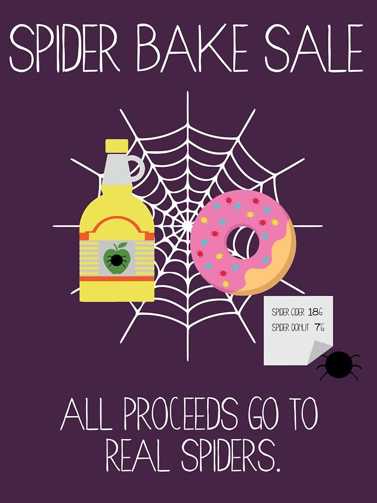 Spider Bake Sale - Undertale | Unisex T-Shirt