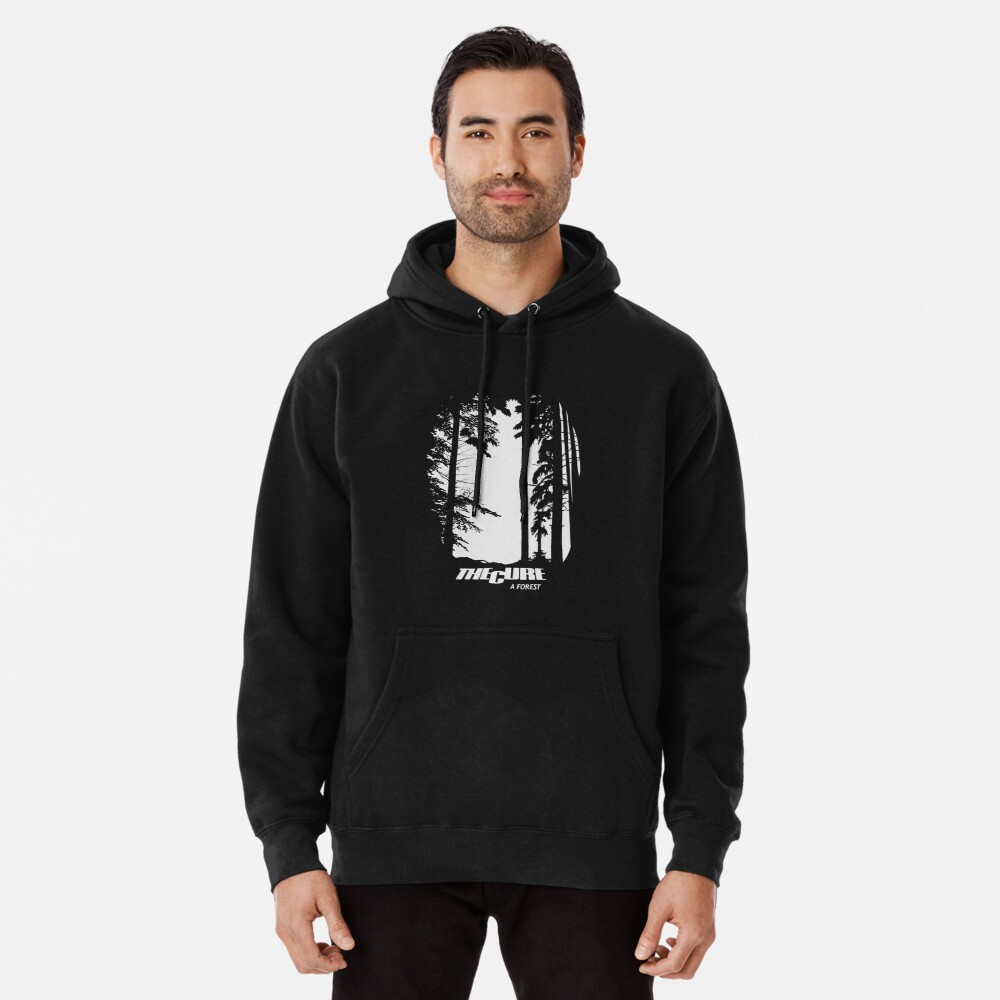 The Cure A Forest Pullover Hoodie