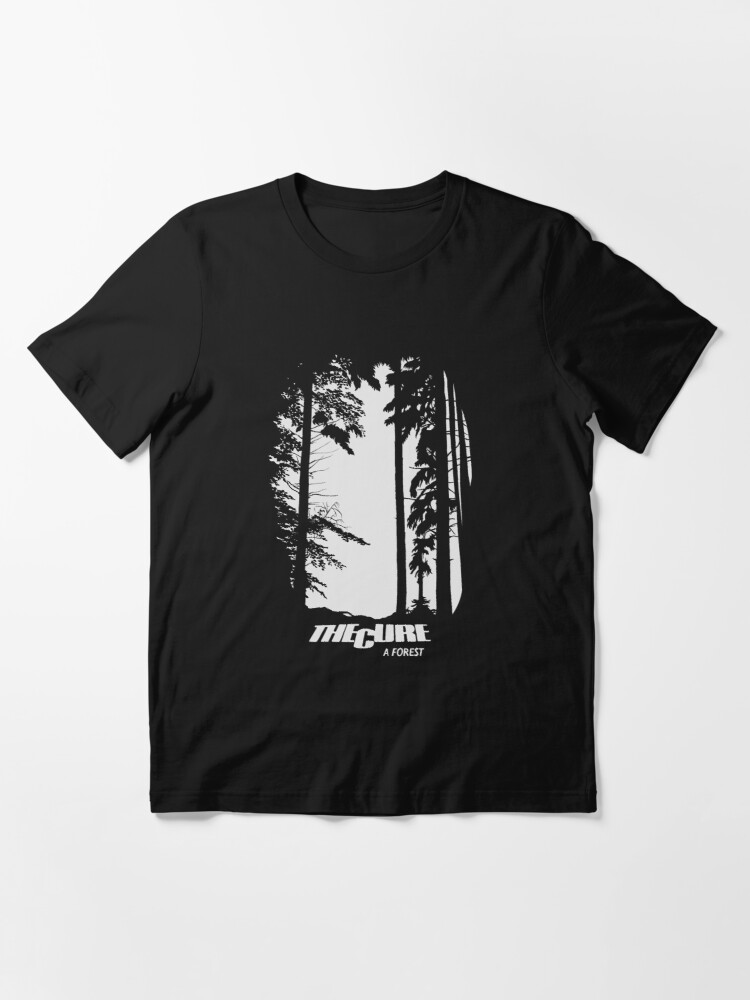 Alternate view of The Cure A Forest Essential T-Shirt