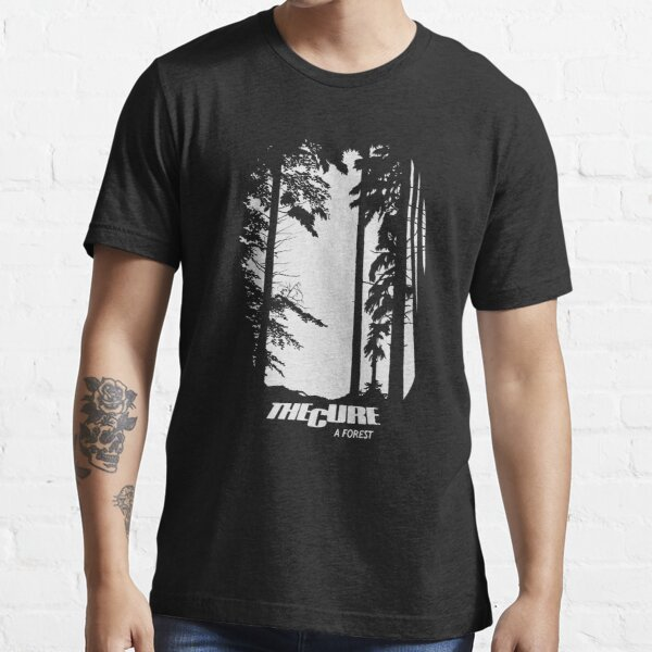 The Cure A Forest Essential T-Shirt