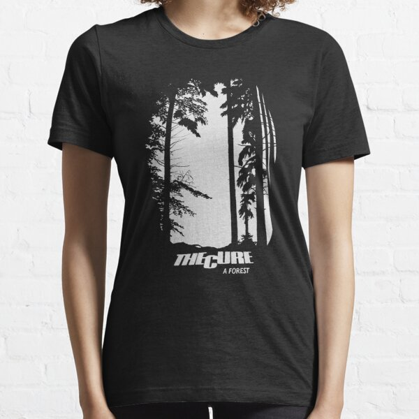 The Cure A Forest T-shirt essentiel